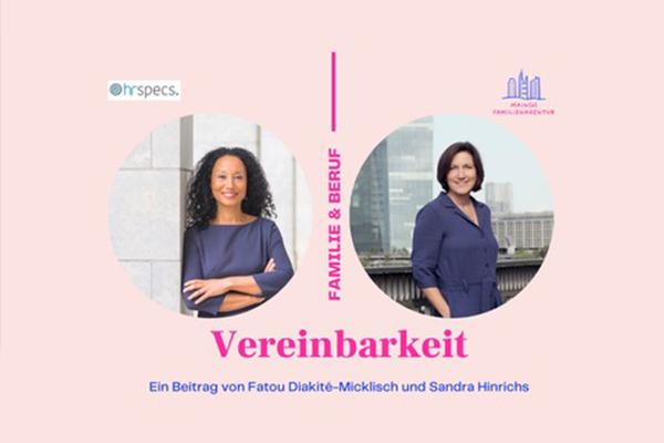 Read more about the article Vereinbarkeit von Beruf & Familie